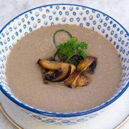 Sopa de Champiñon Trufada