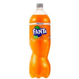 Fanta Sin Azúcar 1.5 Lt