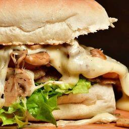 Sándwich Gourmet Francés