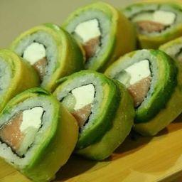 Avocado Roll Ebi