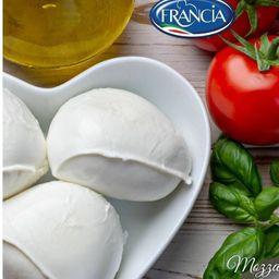 Mozzarella Di Bufala /Fresh Frozen 125 G
