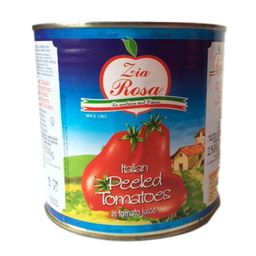 Zia Rosa / Tomate Pelati D.O.P 2.55 Kg