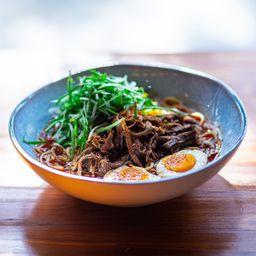 Tantanmen Noodles