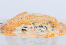 Lasagna Camarón Ostión