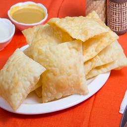 10 Wantan Frito