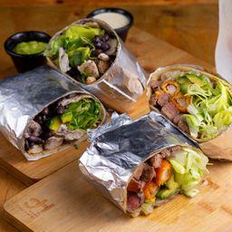 Combo 3 - 2 Burritos