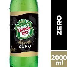Canada Dry Ginger Zero 2,0  L