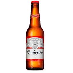 Cerveza Budweiser 350 ml
