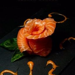 Sashimi Salmon 3x Cortes