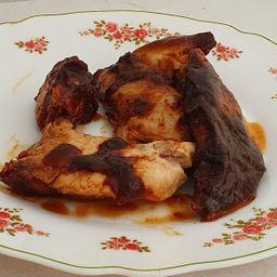 Pollo Bbq 200 gr
