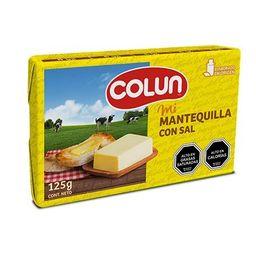 Mantequilla colun 125grs