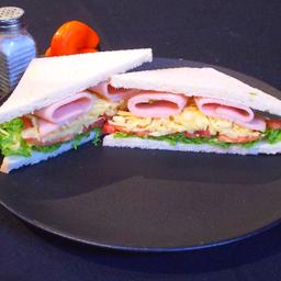 Mi Sándwich Jamón Pavo