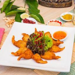 Camarones Apanados Siam (8 Und.)