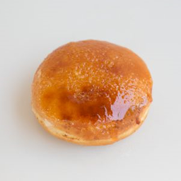 Donut Creme Brulee