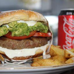 Burger para Dos