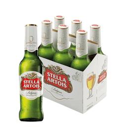 Combo 5: Six Pack Stella Artois 330 ml