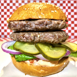 Classic Burger Doble