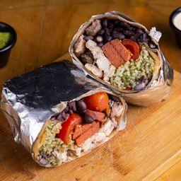 Burrito Mix de Carnes