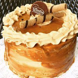 Mini torta moka