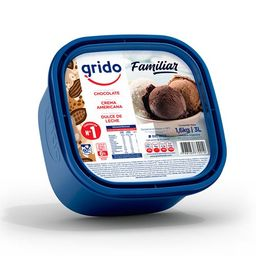 N.1 Crema, Chocolate y Dulce de Leche 3 Lt