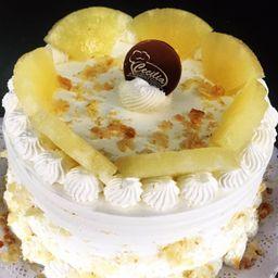 Torta Piña 10 Porciones