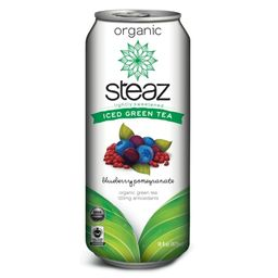 Steaz Blueberry Acai 473cc