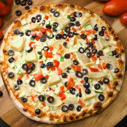 Pizza Veggie Familiar