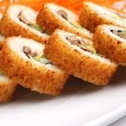 Beef Panko Special Roll