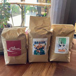 Café en Grano 1 kg