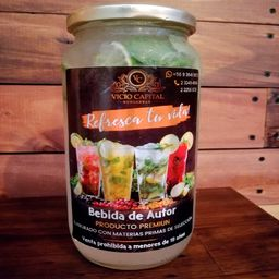 Mojito Berries 1 Litro