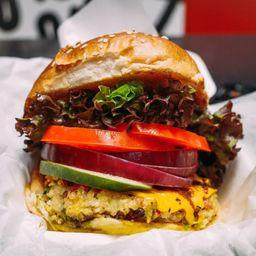 BLT Veggie Burger