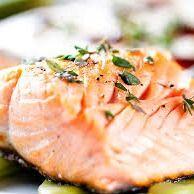 Salmon en Salsa Menier