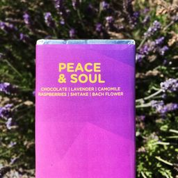 Peace And Soul Chocolate Vegano Keto