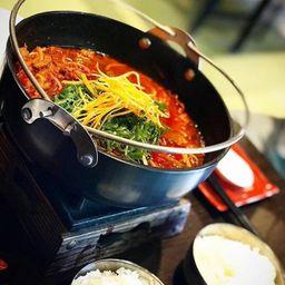 Kimchi Chige para Compartir