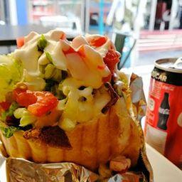 Shawarma en Combo con Bebida