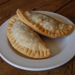 Empanaditas de Plateada