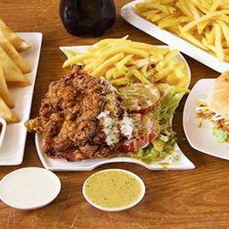 Promo Chicken Box y Bebida 1.5 l