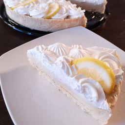 Tarta Pie de Limón