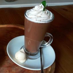 Chocolate Espeso