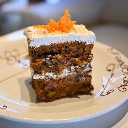 Torta de Zanahoria Integral