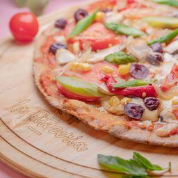 Pizza Green Familiar