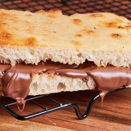 Sándwich Nutella