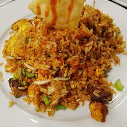 Arroz Chaufa Carne