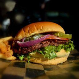 la Not Burger