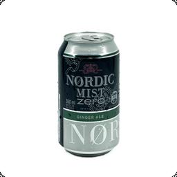 Nordic Ginger Ale Zero 350nl