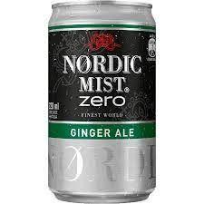 Ginger Ale Zero 220 ml