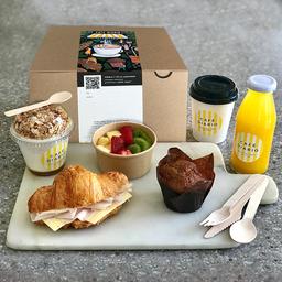 Caja de Desayuno Croissant