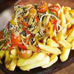 Chorrillana Vegetariana