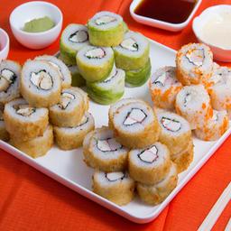 Promo Sushi 3 - 4 Rolls a Elección