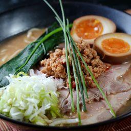 Tonkotsu Ramen Spicy